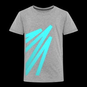 Rising Big Digital Green Light - Toddler Premium T-Shirt