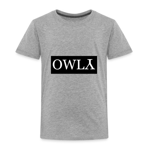 OWLY - Toddler Premium T-Shirt