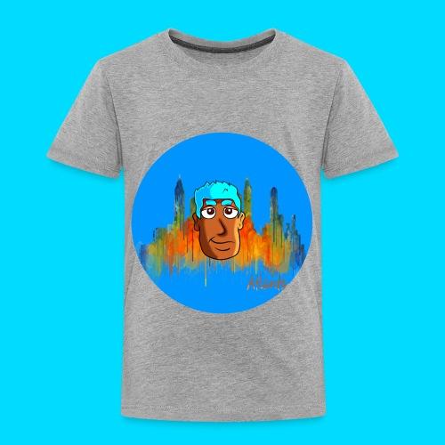 TDJ Character - Toddler Premium T-Shirt