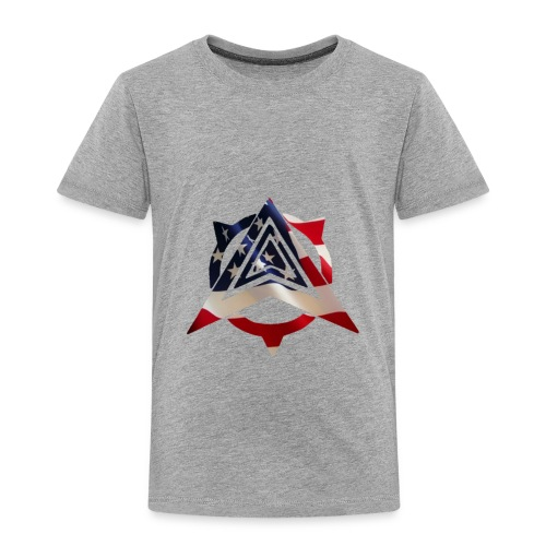 United States Flag - Toddler Premium T-Shirt