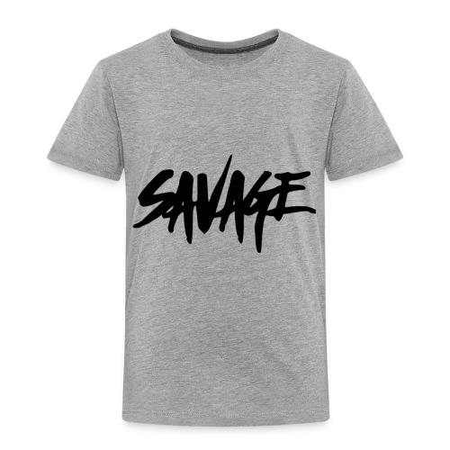 today savages - Toddler Premium T-Shirt