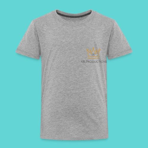 Musical Crown - Toddler Premium T-Shirt