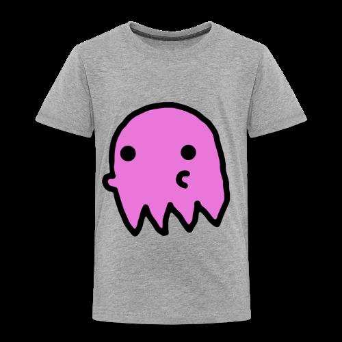 Pink Ghost - Toddler Premium T-Shirt