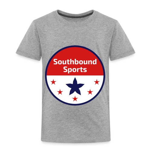 Southbound Sports Round Logo - Toddler Premium T-Shirt