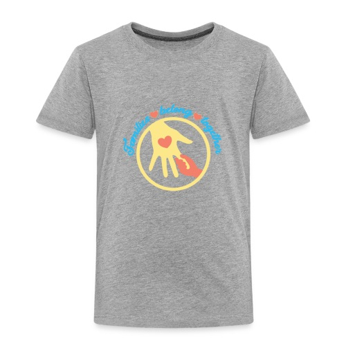 families belong together - Familias Unidas No.. - Toddler Premium T-Shirt