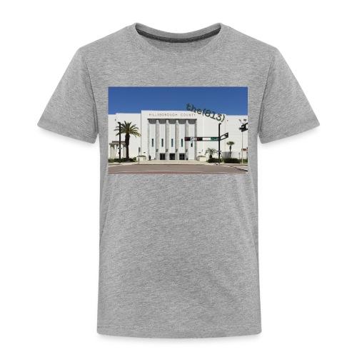 Hillsborough County - Toddler Premium T-Shirt