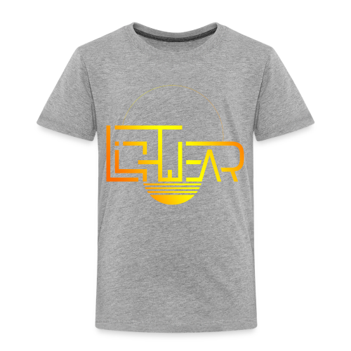 Official Lightwear Gear - Toddler Premium T-Shirt