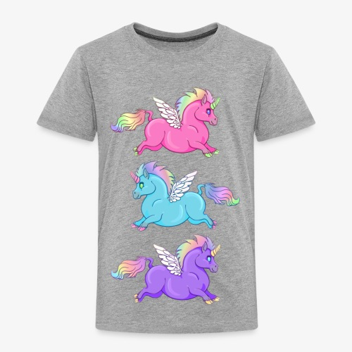 Multi Fabulous - Toddler Premium T-Shirt