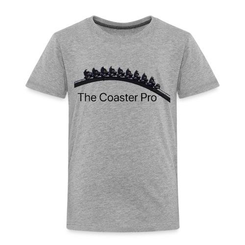 The Coaster Pro - Toddler Premium T-Shirt