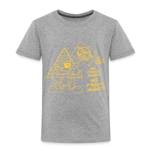 Picket_Sikkgn_Shirt - Toddler Premium T-Shirt