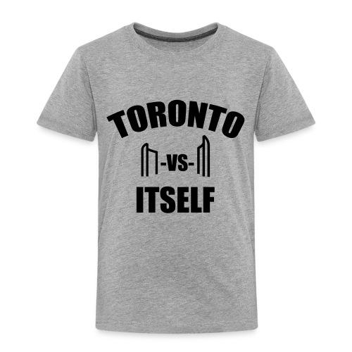 6 Versus 6 - Toddler Premium T-Shirt