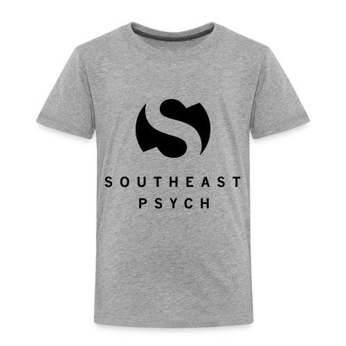 Southeast Psych Tall Mug Logo and Name - Toddler Premium T-Shirt