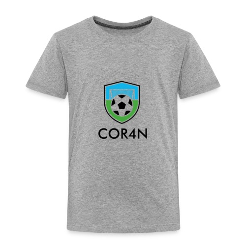 Football/Soccer Design - Toddler Premium T-Shirt