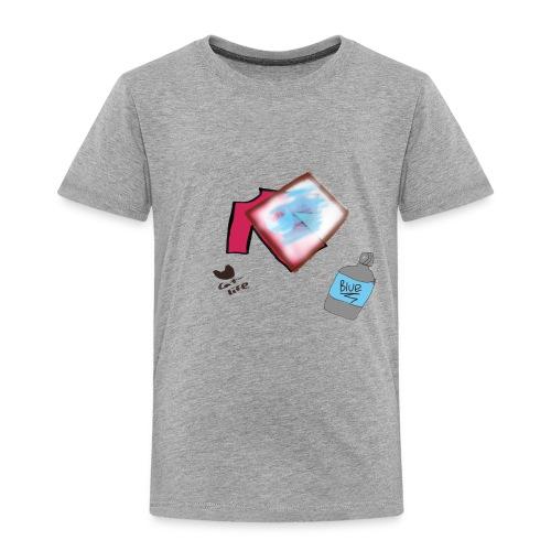 Printing Cat shirt - Toddler Premium T-Shirt