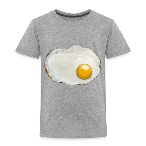 WHOISMNO - fried egg - Toddler Premium T-Shirt