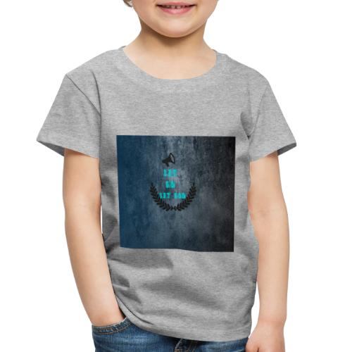 Let Go Let God - Toddler Premium T-Shirt