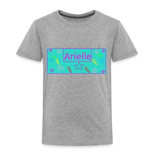 Arielle MN - Toddler Premium T-Shirt