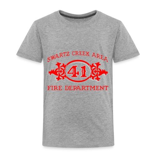 SCAFDSCRAMBLE2 - Toddler Premium T-Shirt
