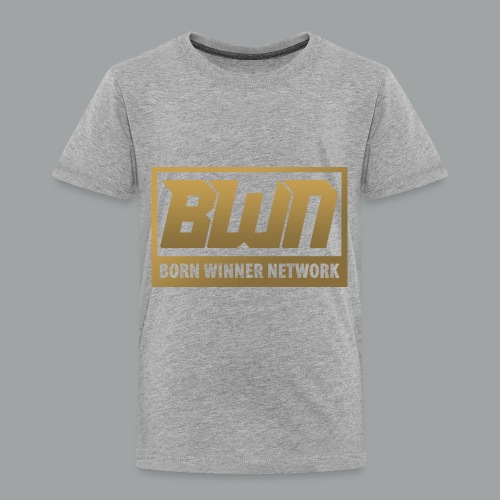 BWN (Gold) - Toddler Premium T-Shirt