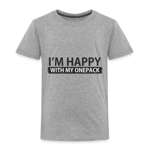 ONEPACK - Toddler Premium T-Shirt