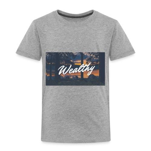Wealthy Inc. - Toddler Premium T-Shirt
