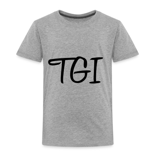 Design 2 - Toddler Premium T-Shirt