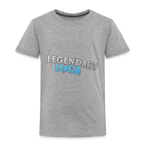LegendaryLuca - Toddler Premium T-Shirt