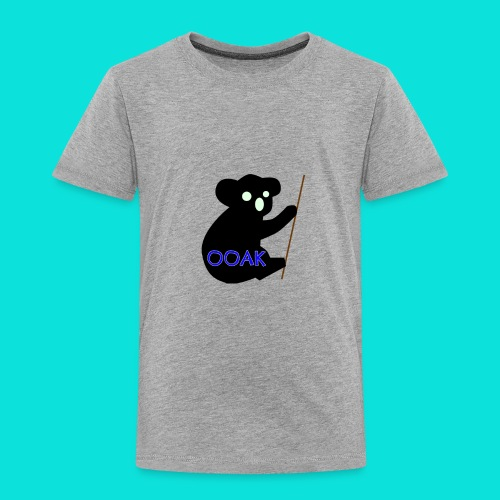 One Of A Kind Blue 2 - Toddler Premium T-Shirt