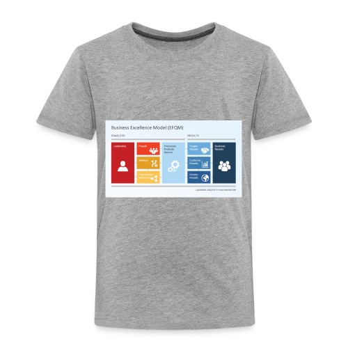 6806 01 business excellence model efqm 9 - Toddler Premium T-Shirt