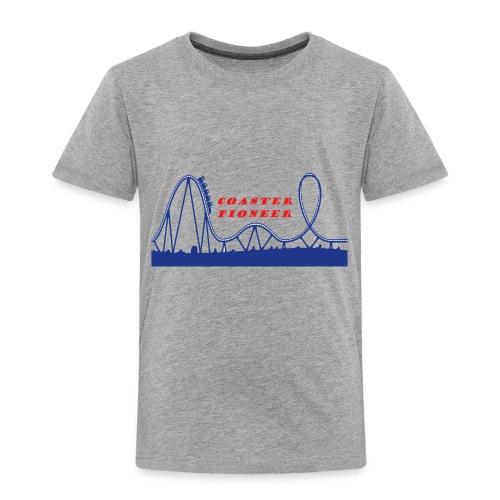 Coaster Pioneer Logo Merch - Toddler Premium T-Shirt