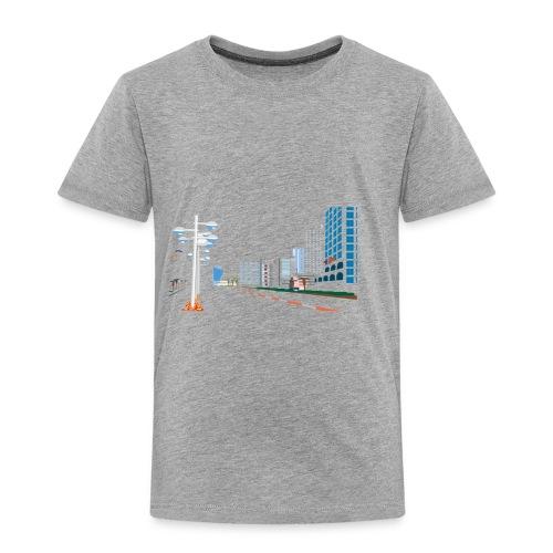 City shirt - Toddler Premium T-Shirt