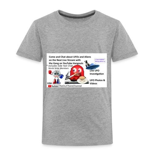 OT Live Stream Tshirt - Toddler Premium T-Shirt