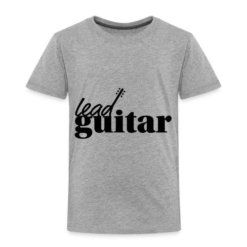 lead guitar - Toddler Premium T-Shirt