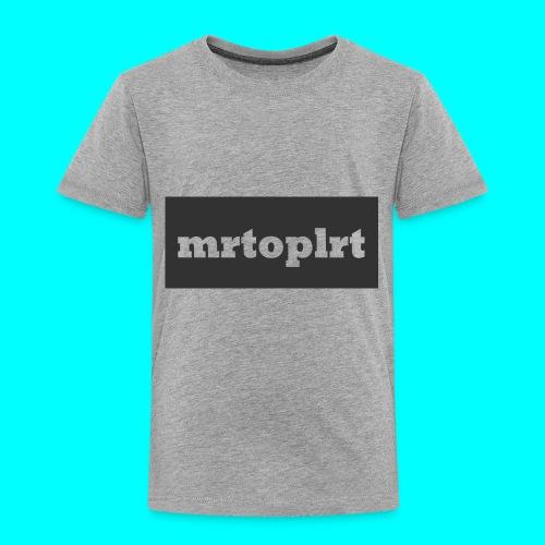 MRTOPLRTshirt - Toddler Premium T-Shirt