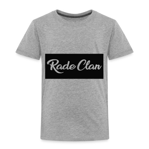 Rade clan - Toddler Premium T-Shirt