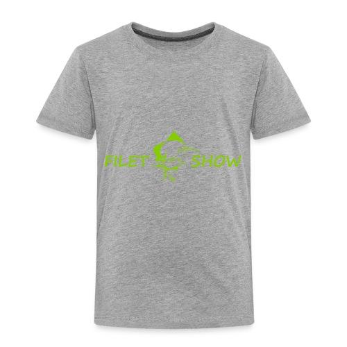 Green_logo_for_shirts - Toddler Premium T-Shirt