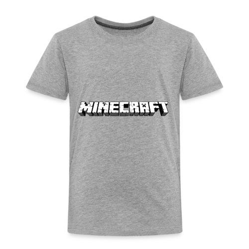 Mincraft MERCH - Toddler Premium T-Shirt
