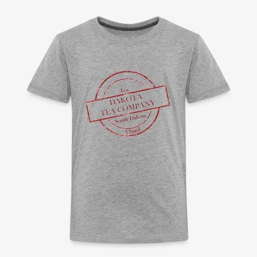 Dakota Tea Company red - Toddler Premium T-Shirt