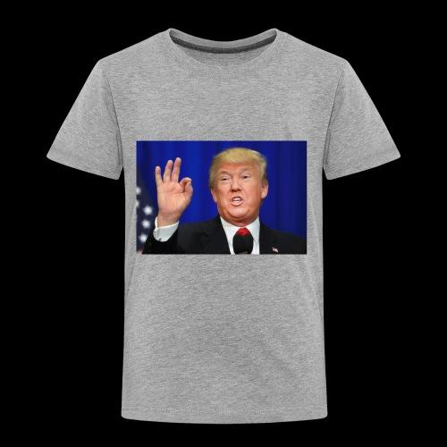trumpo - Toddler Premium T-Shirt