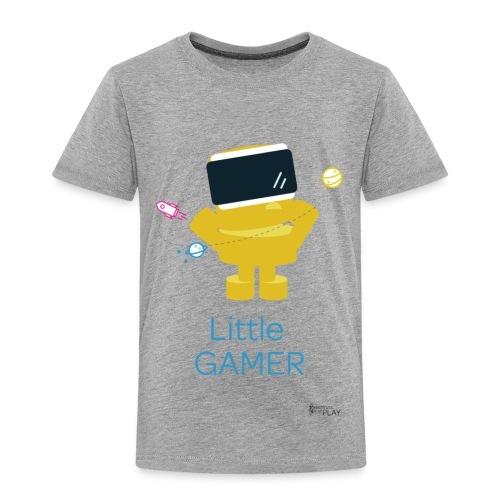 Little Gamer - Toddler Premium T-Shirt
