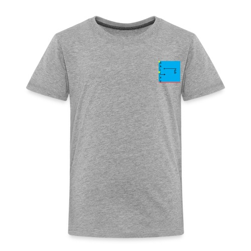 SkillzHUB Wear - Toddler Premium T-Shirt