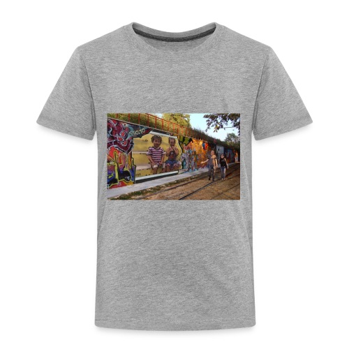 MURAL - Toddler Premium T-Shirt