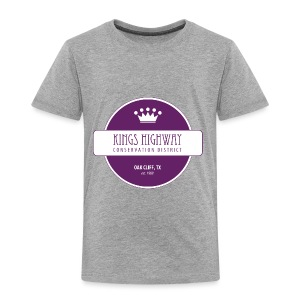 Kings Highway Conservation District - Toddler Premium T-Shirt