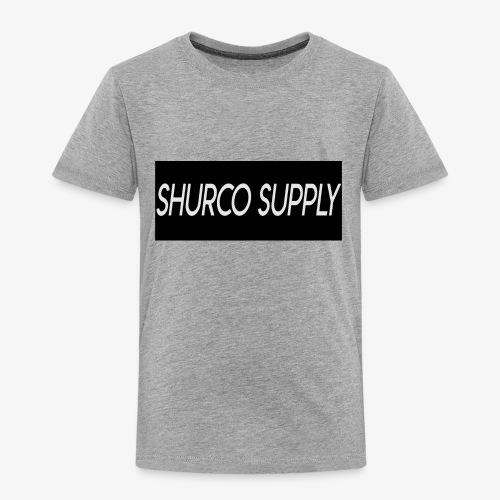 Release 1 of Shurco - Toddler Premium T-Shirt