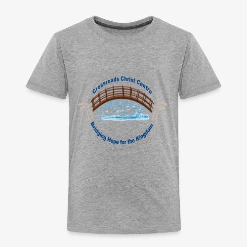 Crossroads Christ Centre - Toddler Premium T-Shirt