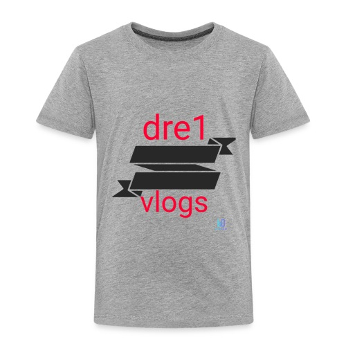 Dre1 vlogs - Toddler Premium T-Shirt