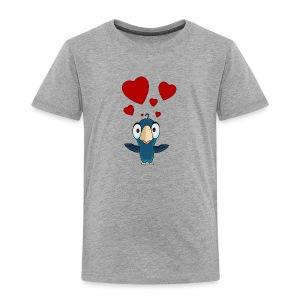 birdie - Toddler Premium T-Shirt