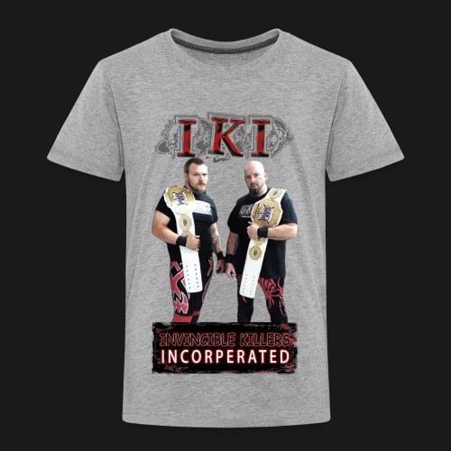 IKI Grunge - Toddler Premium T-Shirt