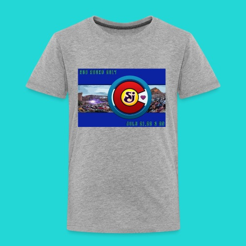 SCI String Cheese Incident Red Rocks 2017 2 - Toddler Premium T-Shirt