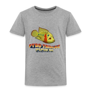 Pyro Trimac Cichlid Apparel - Toddler Premium T-Shirt